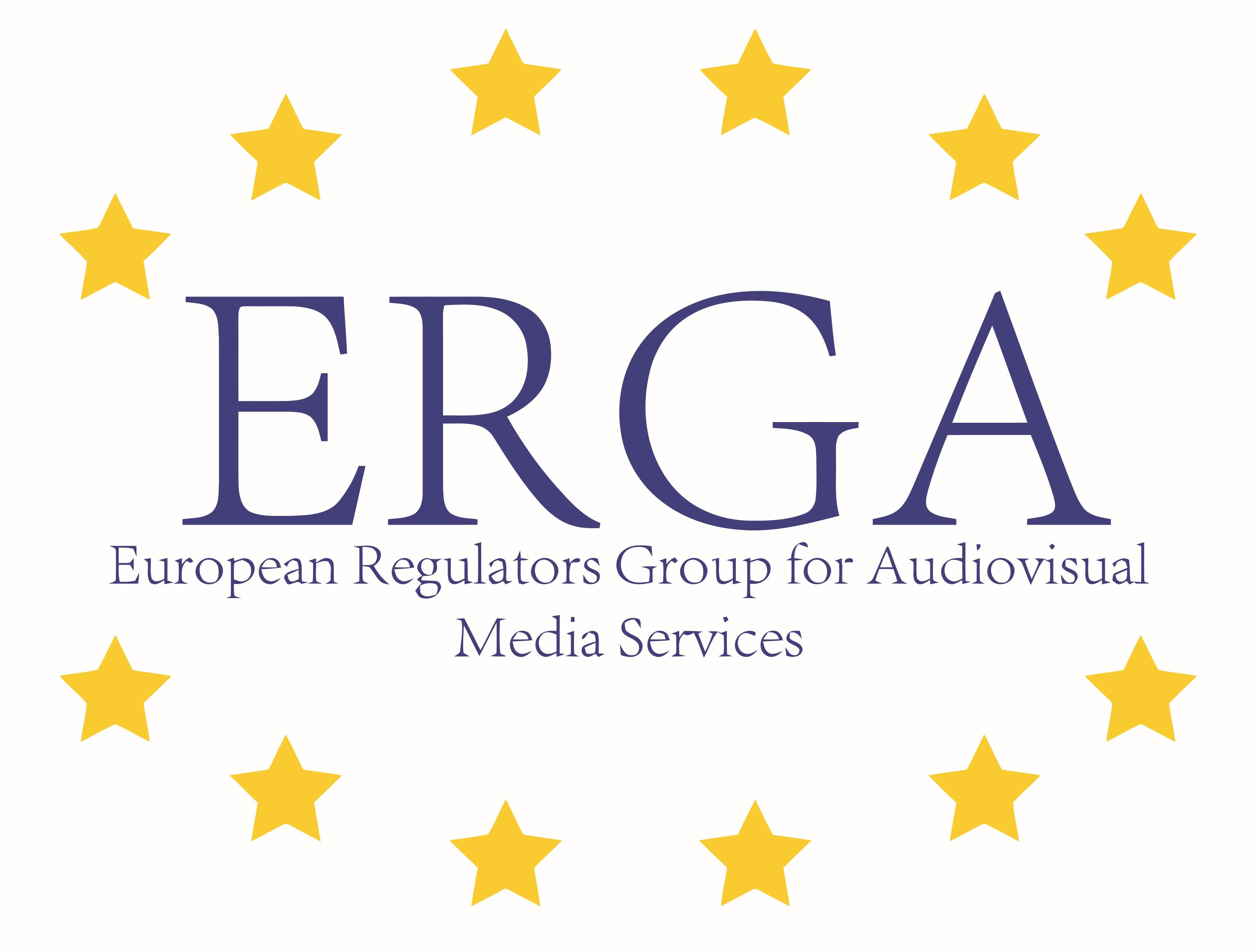 ERGA logo